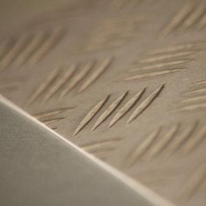 L 754 riffel silber detail