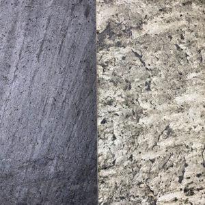 Steinfurnier transluzent hinterleuchtet