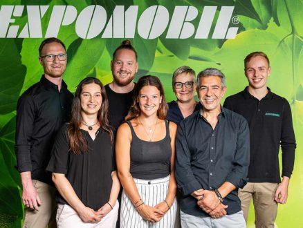 EXPOMOBIL Vertriebsteam